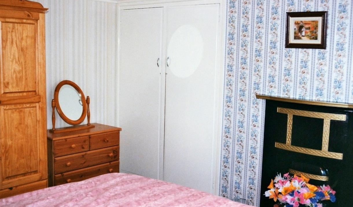 A bedroom at Lauralee Villa accommodation in East Yorkshire.