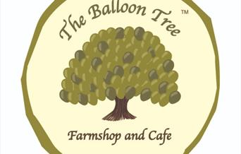 The Balloon Tree Farmshop and Cafe logo, in East Yorkshire