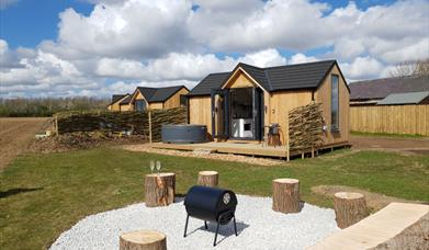 Highfield Farm Glamping Cabins, Driffield, East Yorkshire