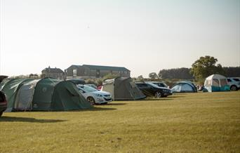 William's Den Camping, North Cave, East Yorkshire
