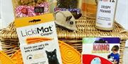 Cat treats & gifts from Distinctive Pets, in East Yorkshire