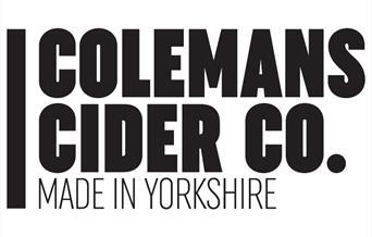 Colemans Cider Co logo, East Yorkshire