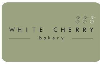 The White Cherry Bakery logo, East Yorkshire