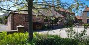 The exterior of The Old Forge in East Yorkshire.