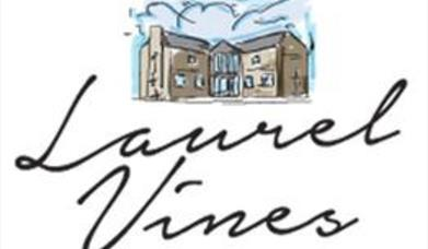 Laurel Vines logo, in East Yorkshire