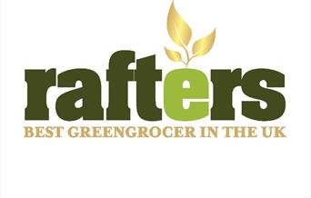 Rafters the greengrocer logo, in East Yorkshire