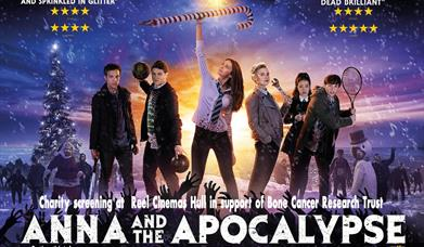 Anna & the Apocalypse charity screening, at Hull, East Yorkshire