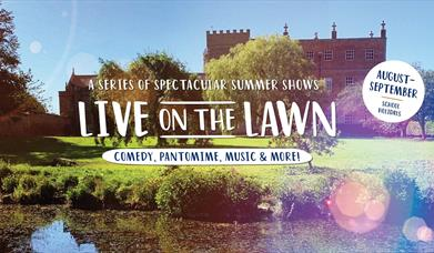 Live on the Lawn at Burton Constable, East Yorkshire