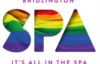 Bridlington Spa logo, Bridlington, East Yorkshire