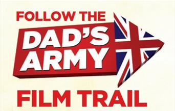 An image of the Dad's Army Trail logo