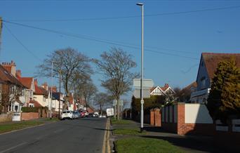 Cardigan road in Bridlington.