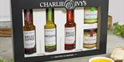 A gift set available from Charlie & Ivy's, Malton, North Yorkshire.