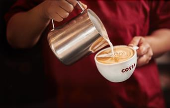 Costa Coffee in East Yorkshire