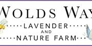 An image of Wolds Way Lavender and Nature Farm logo.