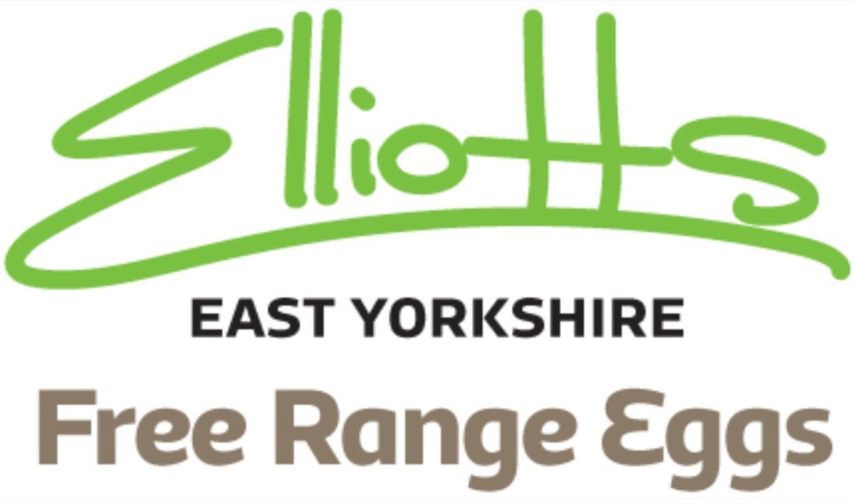 Elliotts Eggs logo, East Yorkshire