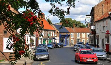 Snaith in East Yorkshire