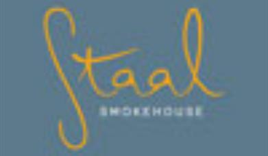 Staal Smokehouse logo, in East Yorkshire
