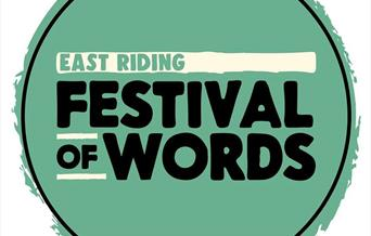 East Riding Festival of Words, held at various locations around East Yorkshire