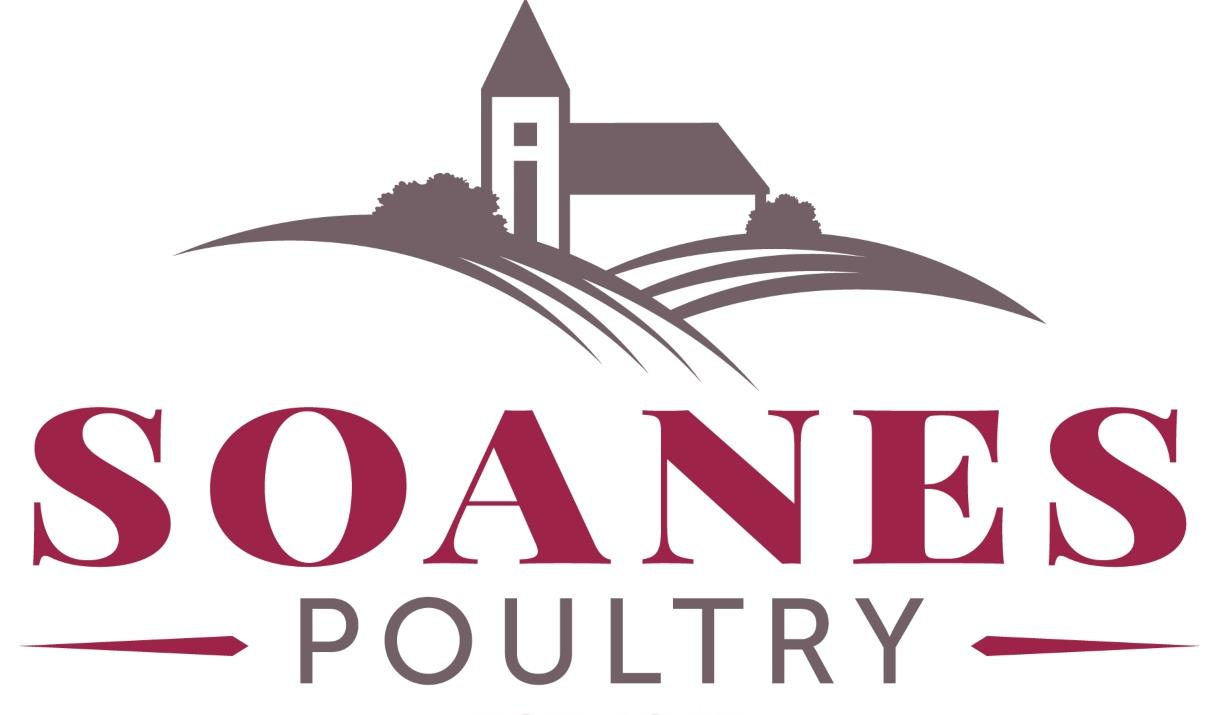 Soanes Poultry logo, in East Yorkshire