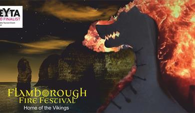 Flamborough Fire Festival, Flamborough, Yorkshire Coast