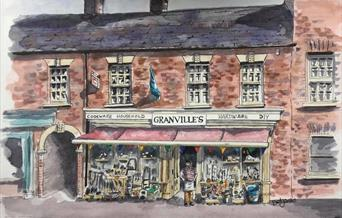 Granville's store in Market Weighton, East Yorkshire