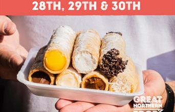 The Great Northern Food & Drink Festival, to be held at Scampston Hall, Malton