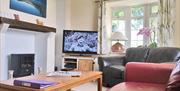 Old Mill Holiday Cottages, Langtoft, East Yorkshire - living room
