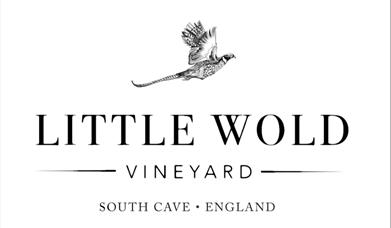 The Little Wold Vineyard logo, in East Yorkshire
