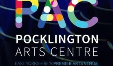Pocklington Arts Centre logo, Pocklington Arts Centre, Pocklington, East Yorkshire