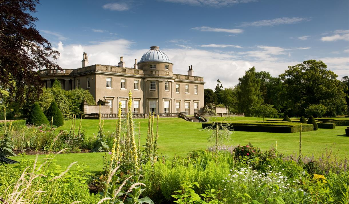 Scampston Hall, East Yorkshire