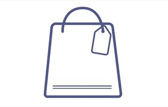 An image of an icon of a shopping bag