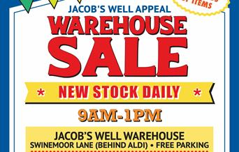 Jacob's Well Warehouse Sale, Beverley, East Yorkshire