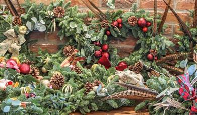 Festive Wreath Making Workshop