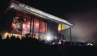 Kilnwick Percy Resort's Fireworks Spectacular