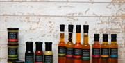 A range of products available from Charlie & Ivy's, Malton, North Yorkshire.