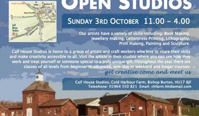 Calf House Studios, Bishop Burton, East Yorkshire