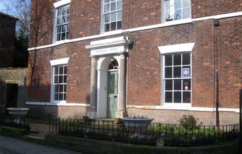 An image of the exterior of Newbegin House, Beverley, East Yorkshire