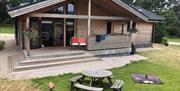 The Lodges at Artlegarth