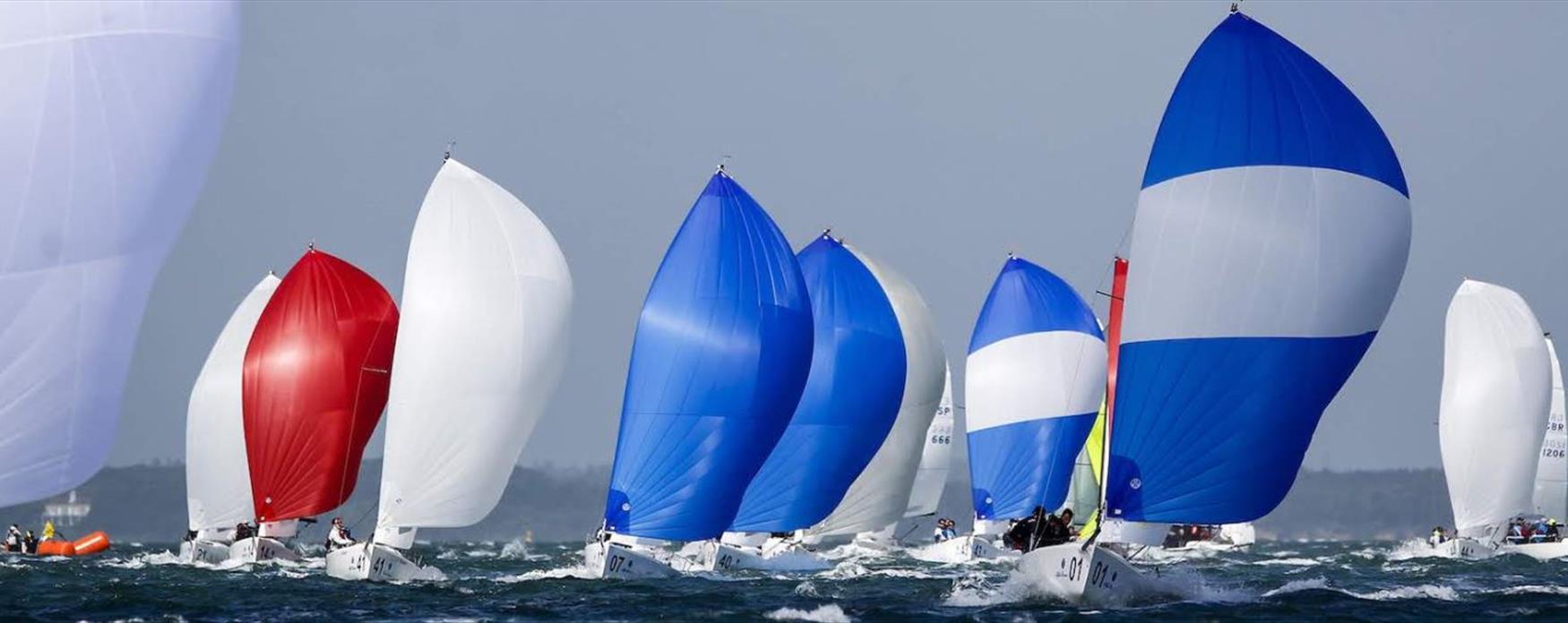 Sailing on The English Riviera