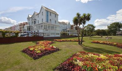 Set in the heart of Paignton's beautiful seafront, Marine Hotel, Paignton, Devon