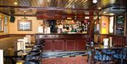 Ernie Lister Bar, a part of the Quayside Hotel, Brixham, Devon