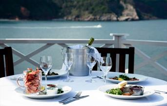 Cary Arms & Spa Restaurant, Torquay, Devon