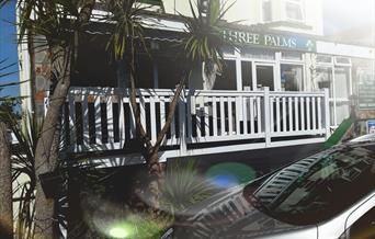 Three Palms- Family run bed & breakfast in Paignton, Devon