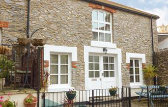 Exterior, 1 Old Mill Court, Bolton Street, Brixham