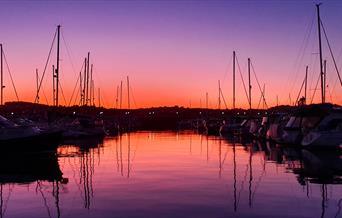 Torquay Marina, Torquay, Devon