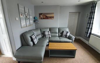 Lounge, 20 Trinity Mews, Torquay, Devon