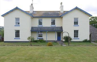 Elberry Farm self-catering property, Paignton, Devon