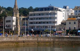 Exterior,2 Queens Quay, Torquay, Devon