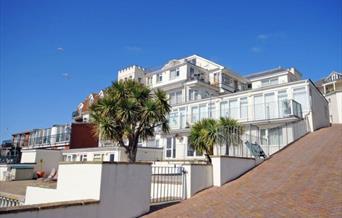 Exterior, Vista Apartments, 19 Alta Vista Road, Paignton, Devon