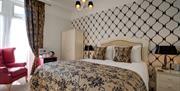Bedroom at Tyndale, Torquay, Devon